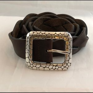 🎀🌸Brighton Pebble belt size 34